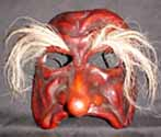Old man of the Commedia Mask #4