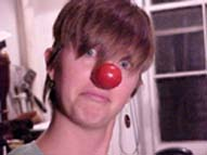 Jenna Horton's Clown Nose