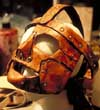 Finished Mankind wrestling Mask
